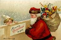 Santa at fence.200