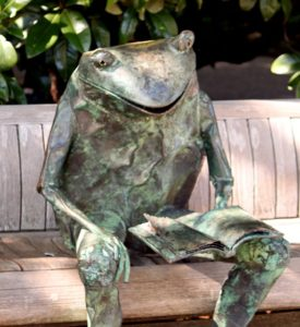 Frog by Jeff